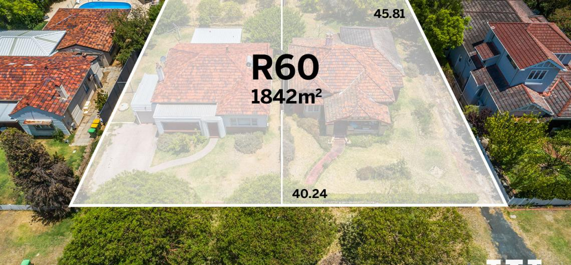image for SUPERBLOCK R60 (1842M2)